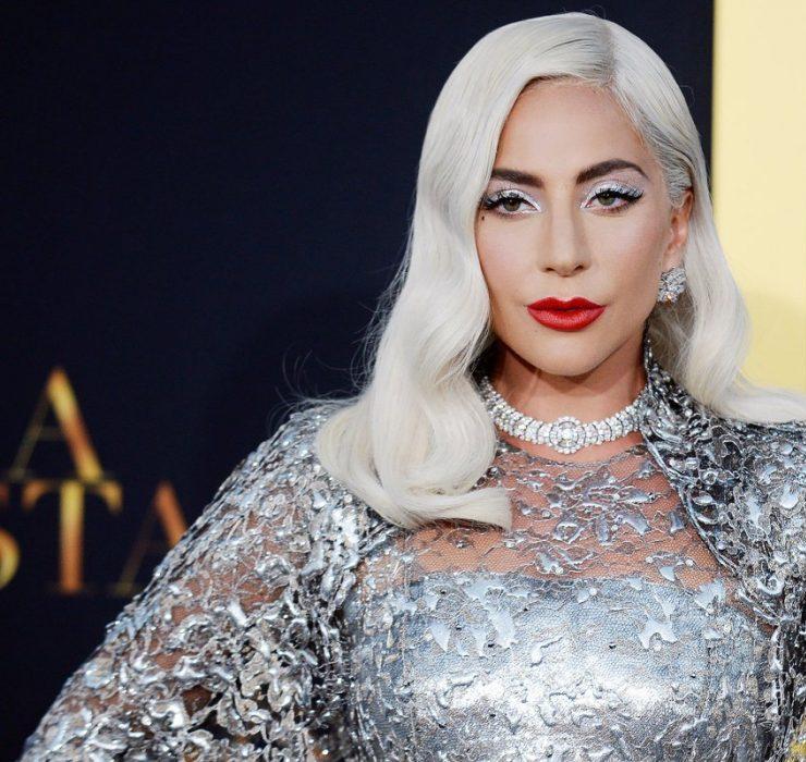 Леди Гага станет лицом нового аромата Valentino