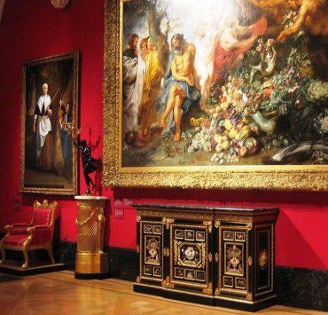 Королевскую коллекцию искусств снова открывают для посетителей