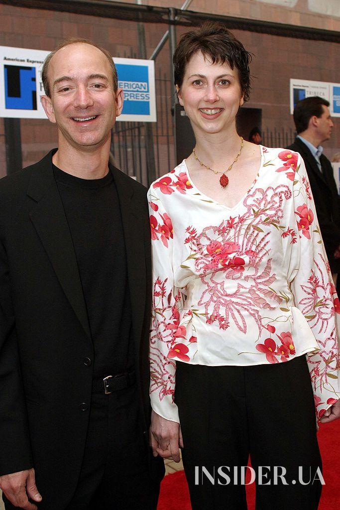Маккензи Безос сменила фамилию и отдала $1,7 миллиарда на благотворительность