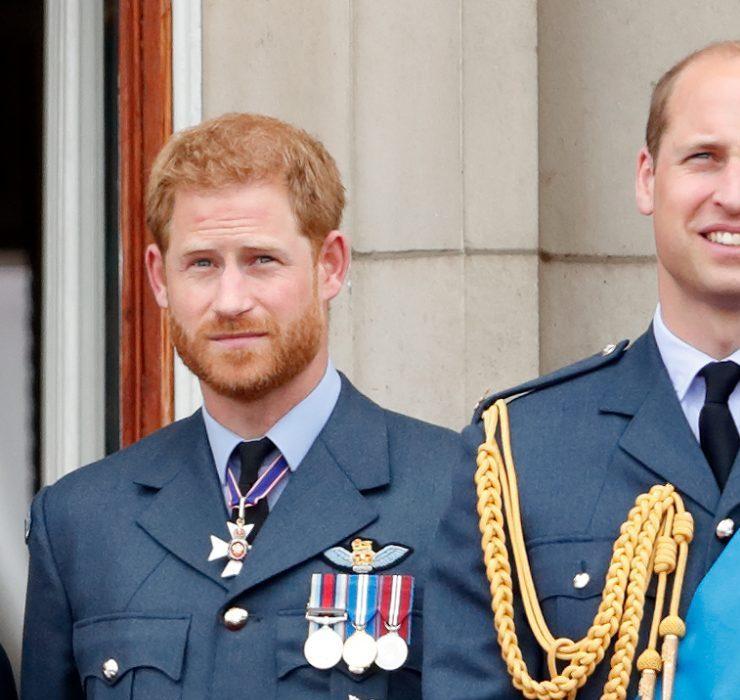 Принцы Уильям и Гарри поделят между собой доходы мемориального фонда принцессы Дианы