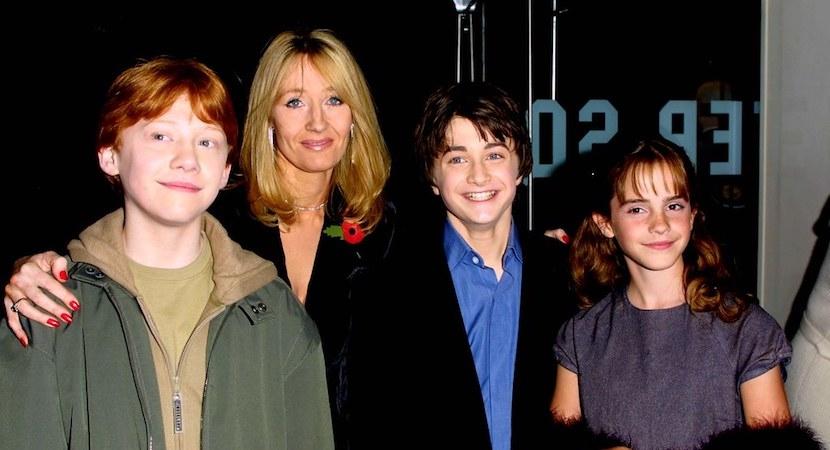 Найбільші фан-сайти про Гаррі Поттера відмовилися співпрацювати з Джоан Роулінг