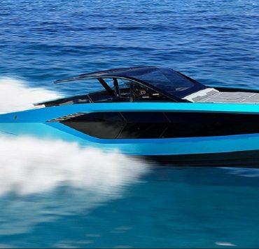 Не только суперкары: Lamborghini представили роскошный катер
