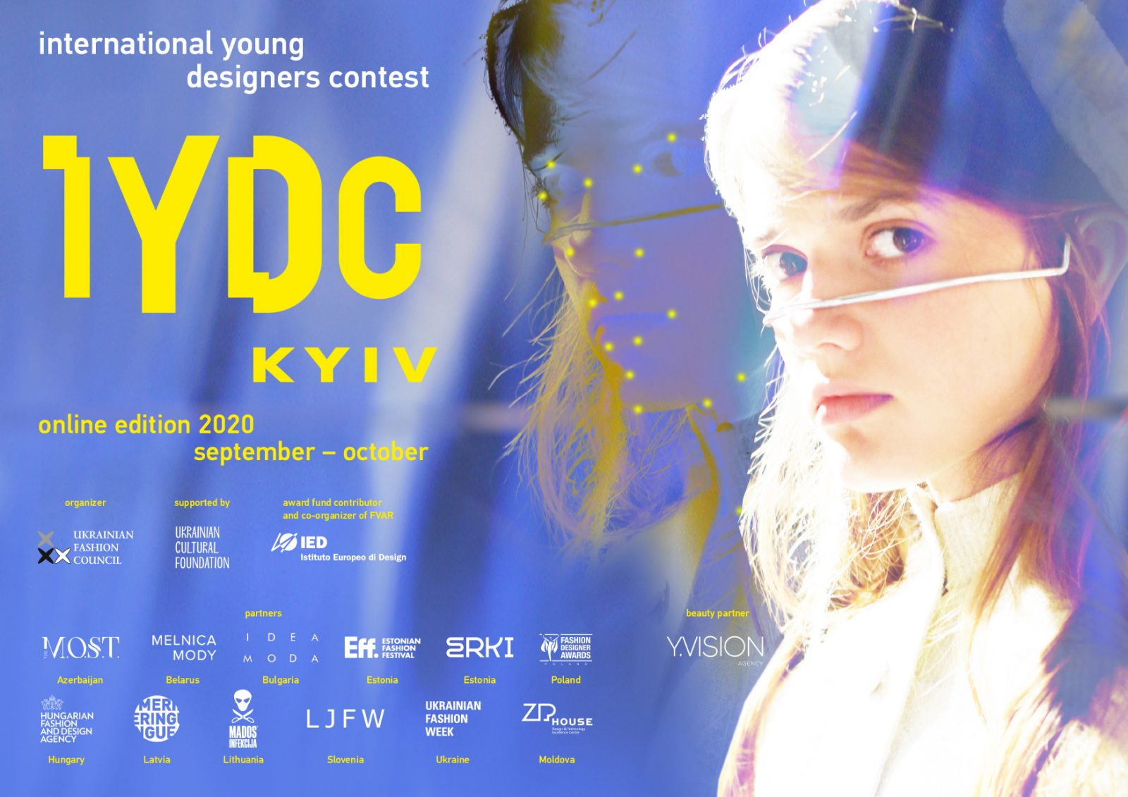 В Киеве состоится International Young Designers Contest 2020