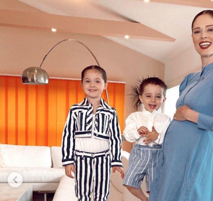 «У нас будет девочка!» –Коко Роша ждет третьего ребенка