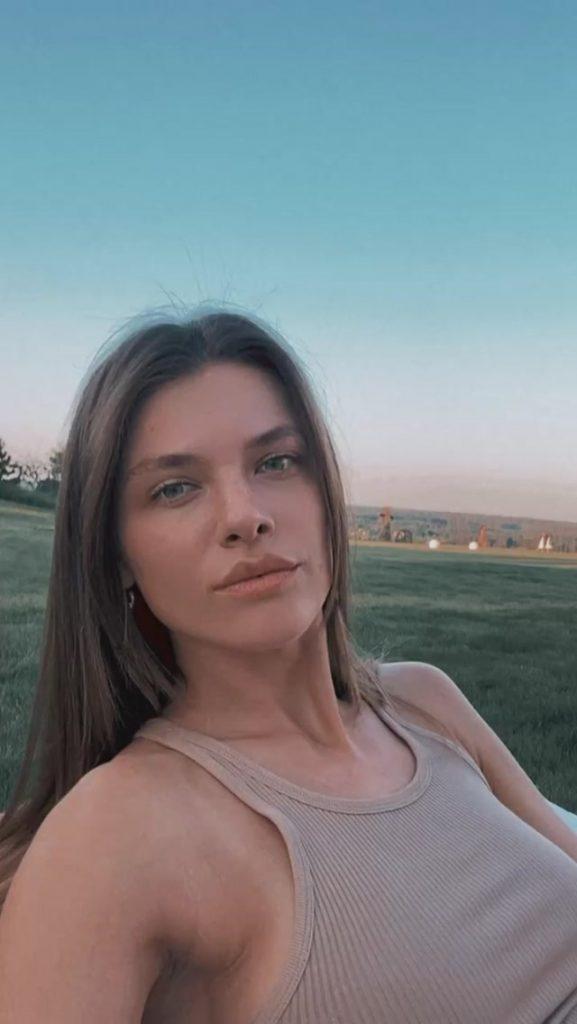 Купальський вечір Юліани Дементьєвої, Фаїни Тедеєвої та інших світських українок