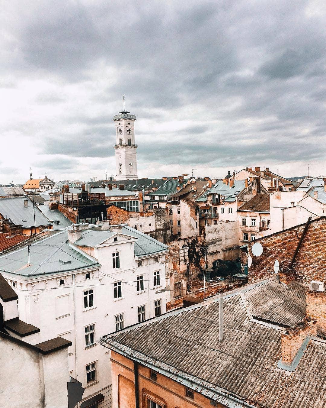 Інстаграм тижня: неймовірні куточки нашої країни в акаунті @beautyful_ua
