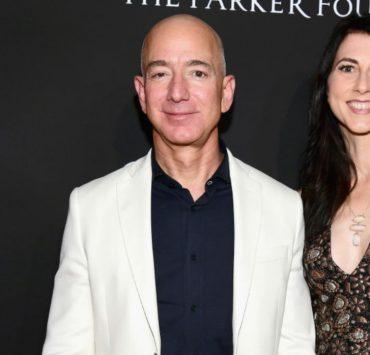 Маккензі Безос змінила прізвище та віддала $1,7 мільярда на благодійність
