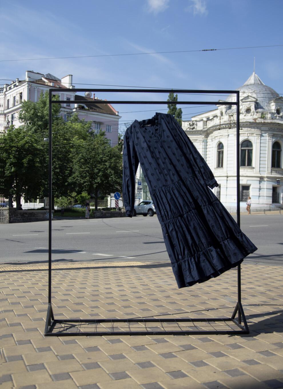 Бренд Poustovit представил съемку, посвященную Киеву