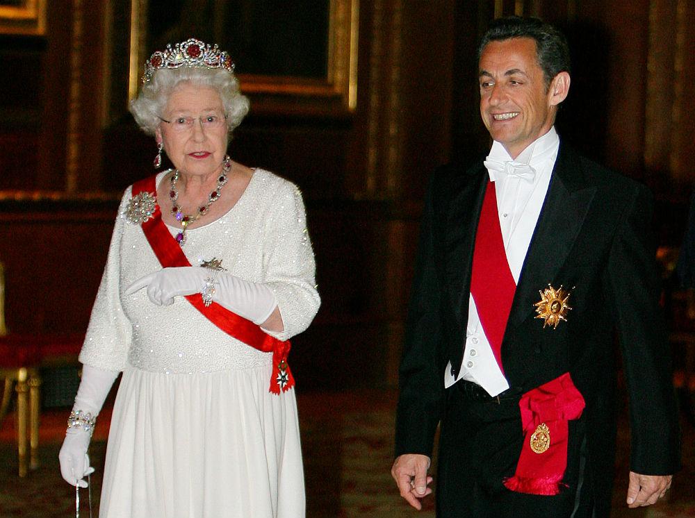 Пищевые привычки Ангелы Меркель и знакомство с Елизаветой II: Николя Саркози представил мемуары