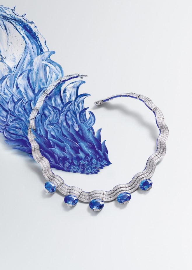 Буйство красок и красота природы: Cartier представил новую коллекцию драгоценностей