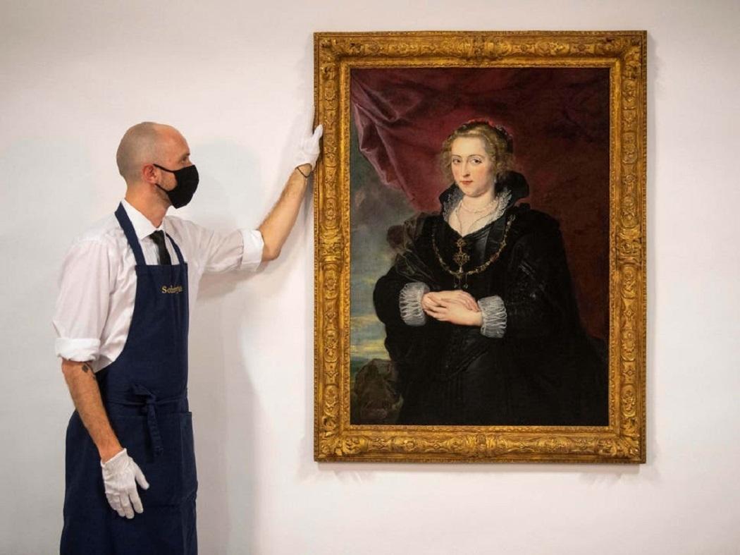 В Лондоне нашли до сих пор неизвестную картину Рубенса