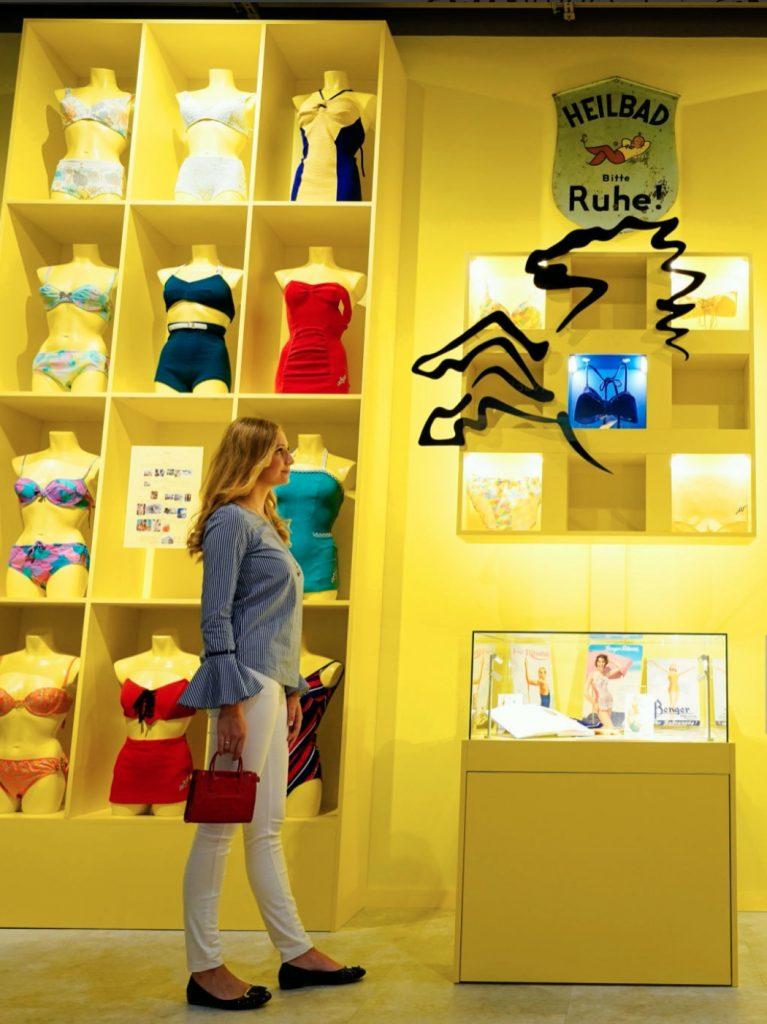 У Німеччині відкрився перший у світі музей бікіні