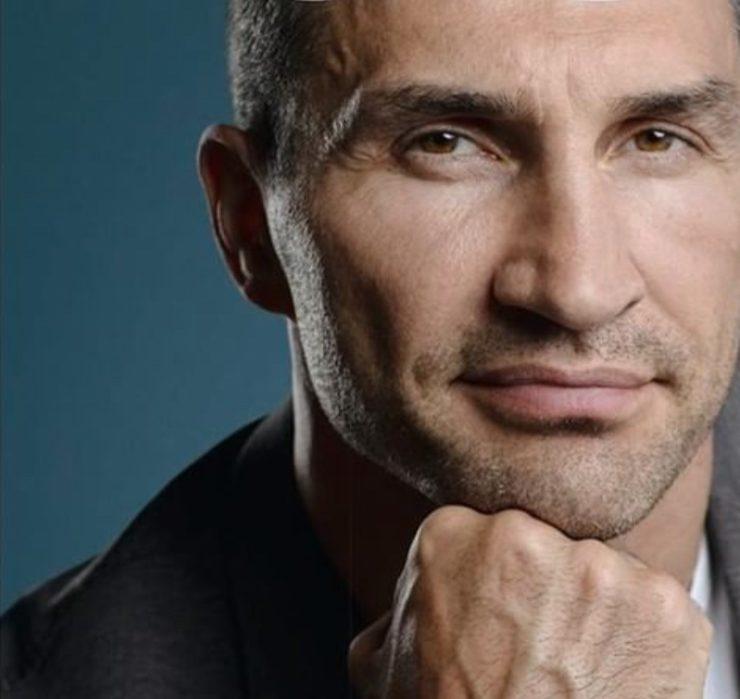 Володимир Кличко прикрасив обкладинку німецького Forbes