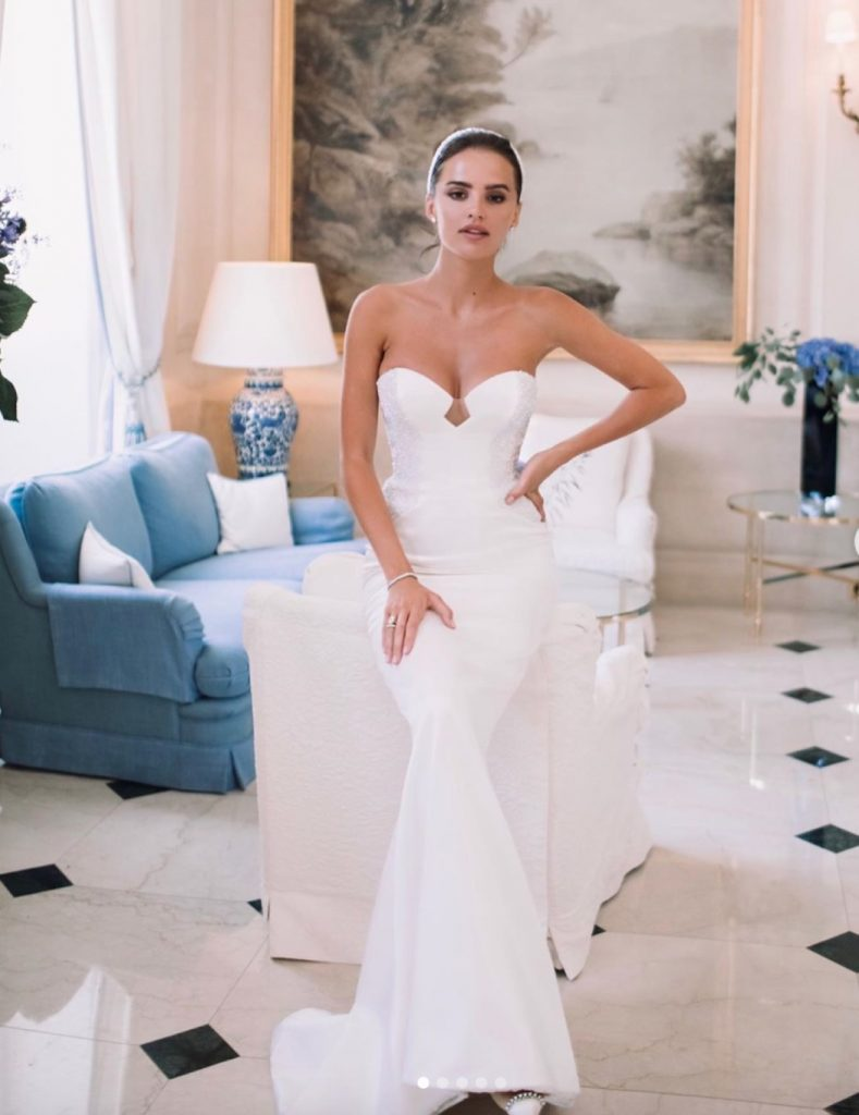 Wеdding day: Анна Андрес опубликовала первые свадебные фото