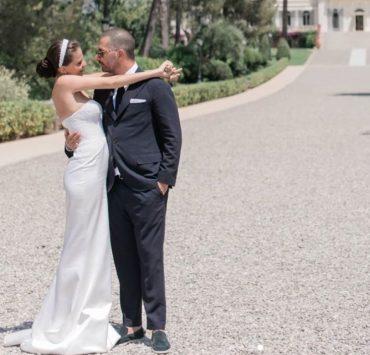 Wadding day: Анна Андрес оприлюднила перші весільні світлини