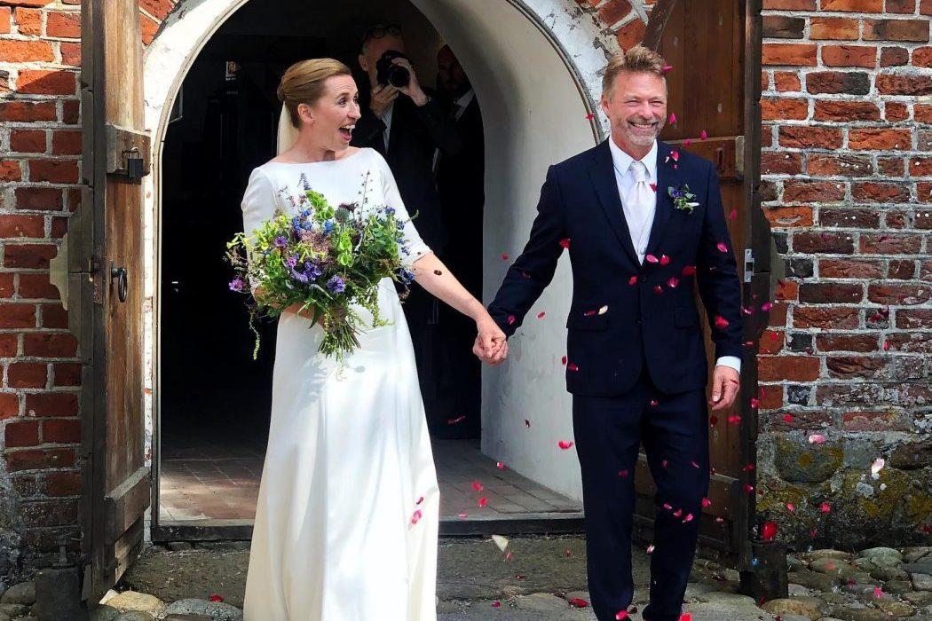 С третьей попытки: премьер-министр Дании вышла замуж