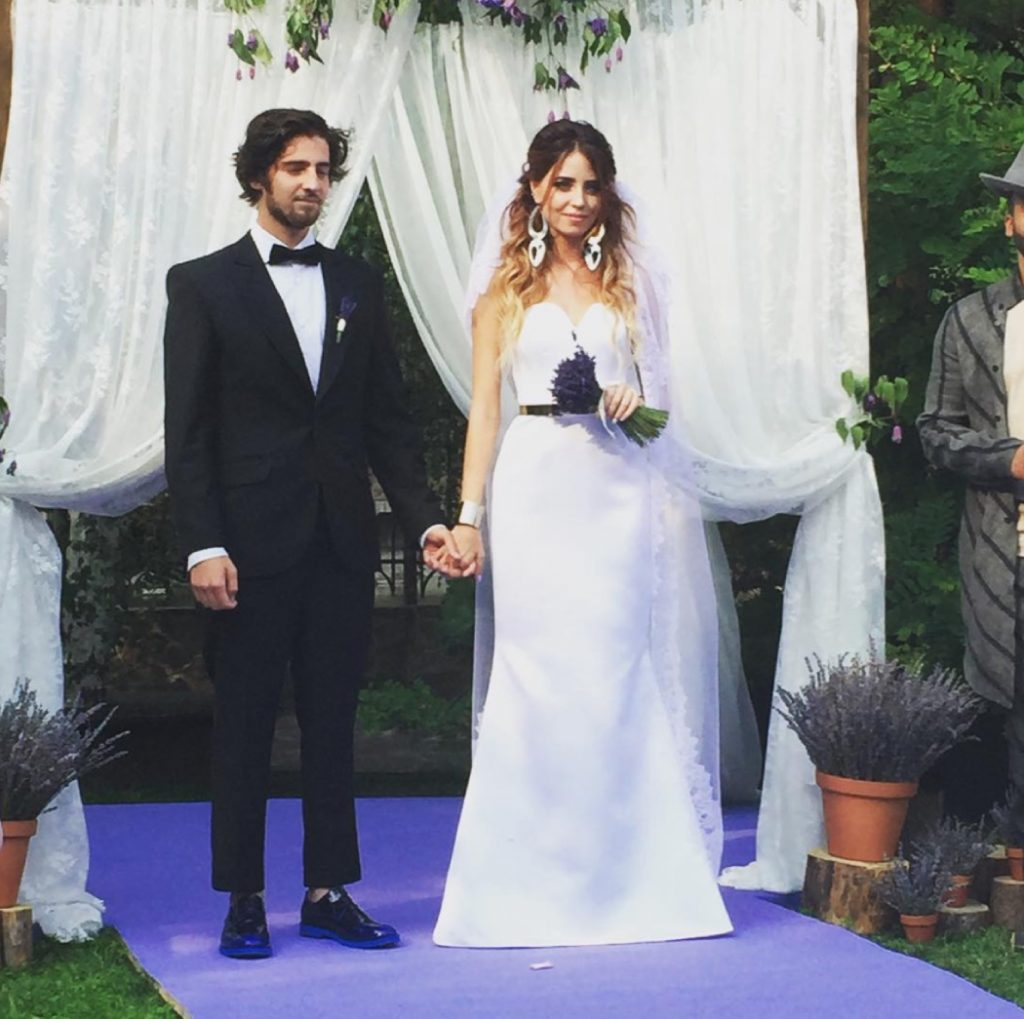 «Заслуга любви!» –Владимир Дантес и Надя Дорофеева отмечают деревянную свадьбу