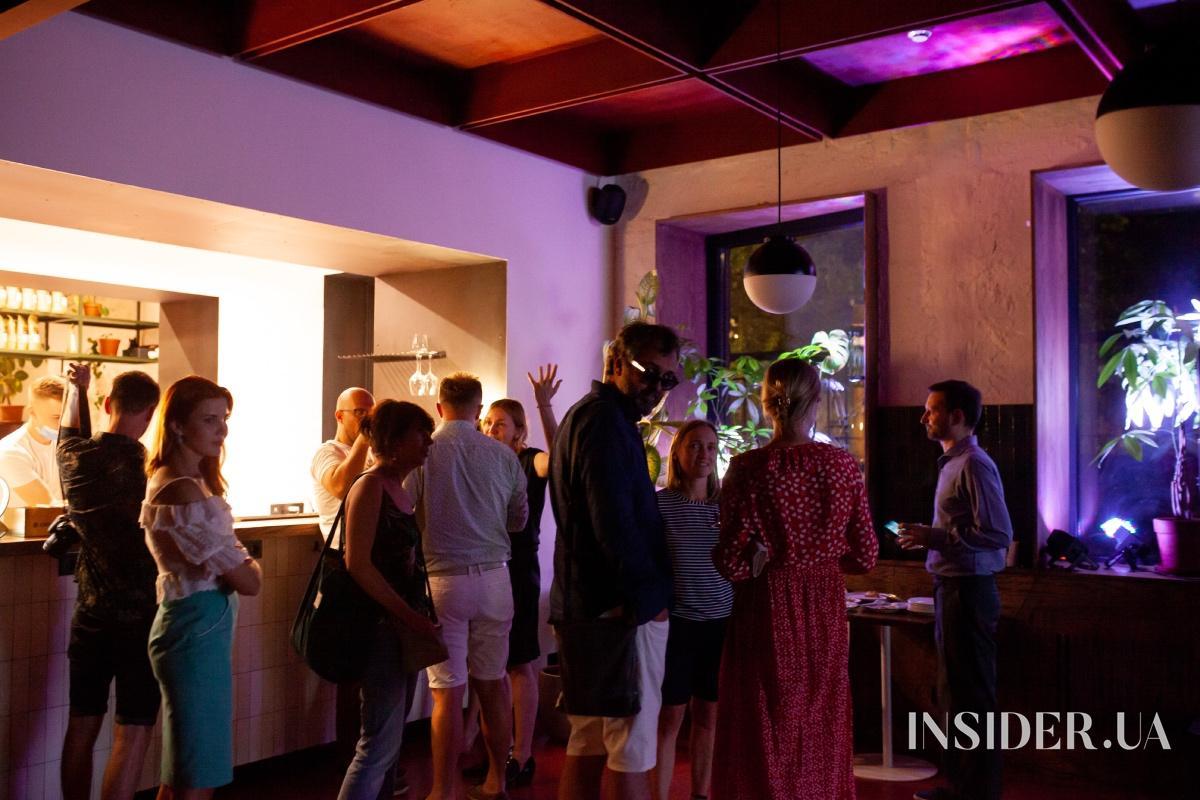 Вечірка в Urban Space 500: культурний міжсобойчик креативних людей