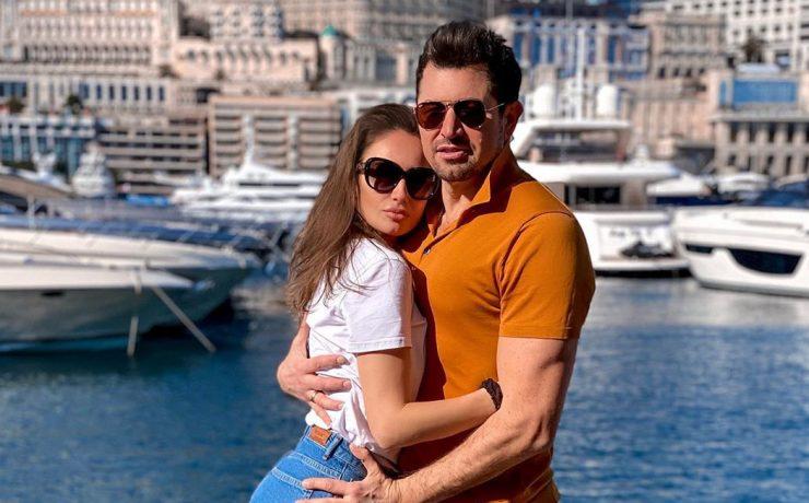 Андрей Джеджула и Юлия Леус ждут первенца