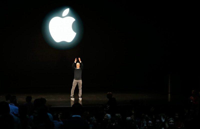 Нові можливості: техніка Apple незабаром зможе самоочищатися