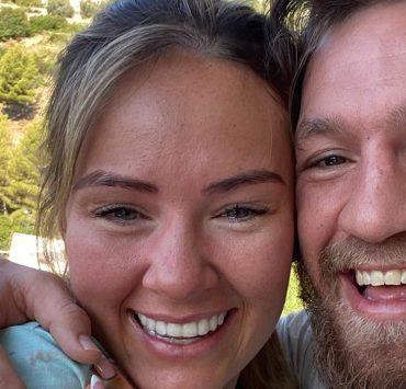 Созрел: Конор Макгрегор сделал предложение своей девушке после 12 лет отношений