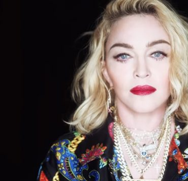 Мадонна анонсировала выход собственного фильма