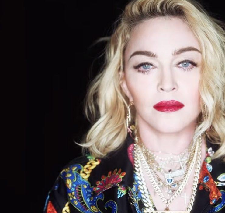 Мадонна анонсувала вихід власного фільму
