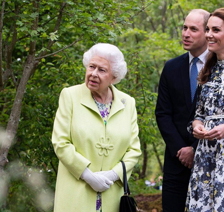 Вперше за 40 років: королева Єлизавета II відкрила сади Віндзора для відвідування
