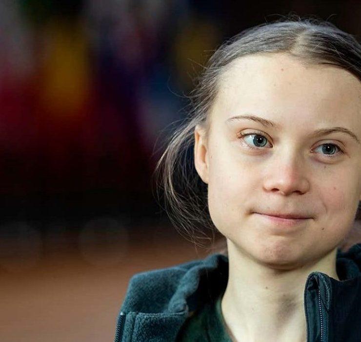 Эко-активистка Грета Тунберг возвращается за школьную парту