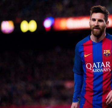 Ліонель Мессі залишає «Барселону»