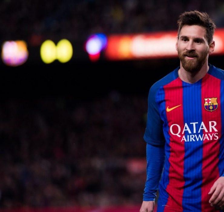 Лионель Месси покидает «Барселону»