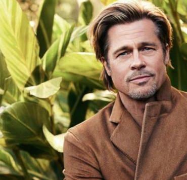Бред Пітт знову не один: голлівудський актор і німецька модель Ніколь Потуральскі відпочивають на півдні Франції