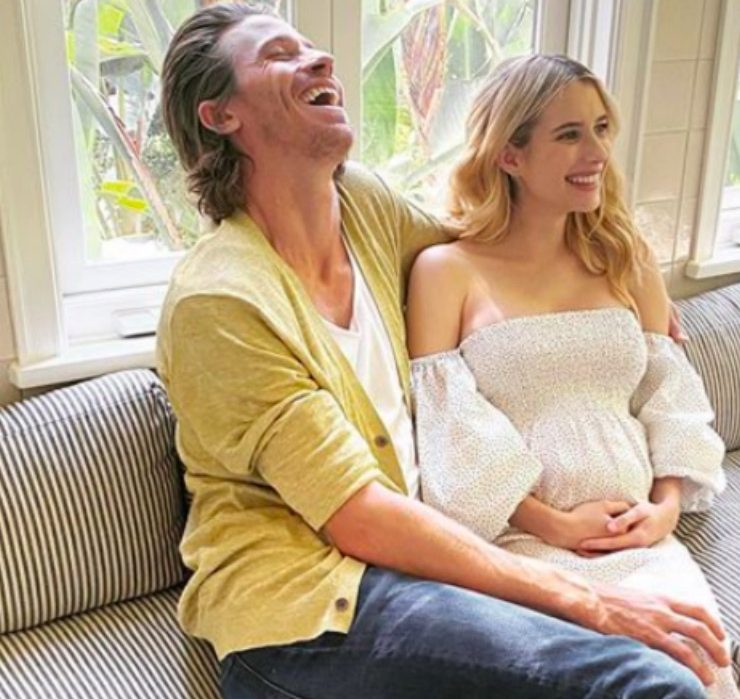 Емма Робертс підтвердила чутки про вагітність