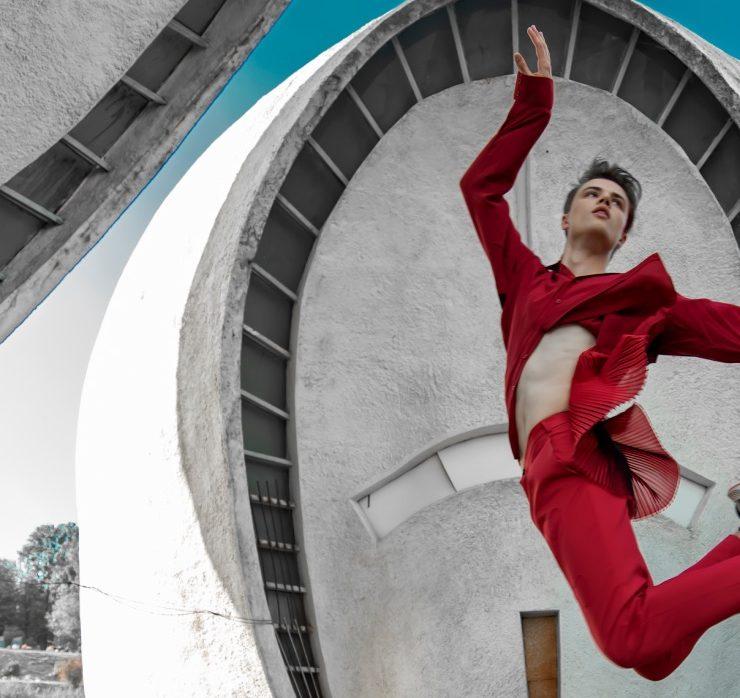 Love Kyiv: тіктокери-мільйонники в зйомці Jean Gritsfeldt