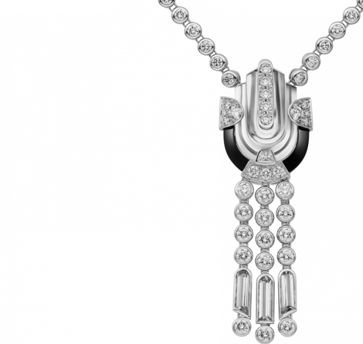 Бренд Cartier презентовал новую коллекцию в стиле ар-деко