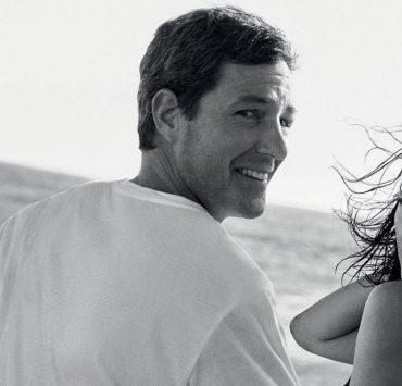 Как и 30 лет назад: Кристи Тарлингтон и ее муж стали лицом аромата Calvin Klein