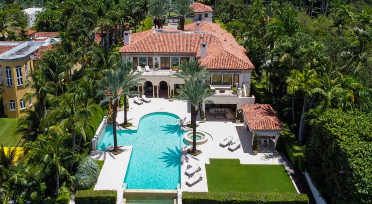 Роскошнее некуда: дом Дженнифер Лопес и Алекса Родригеса на острове Star