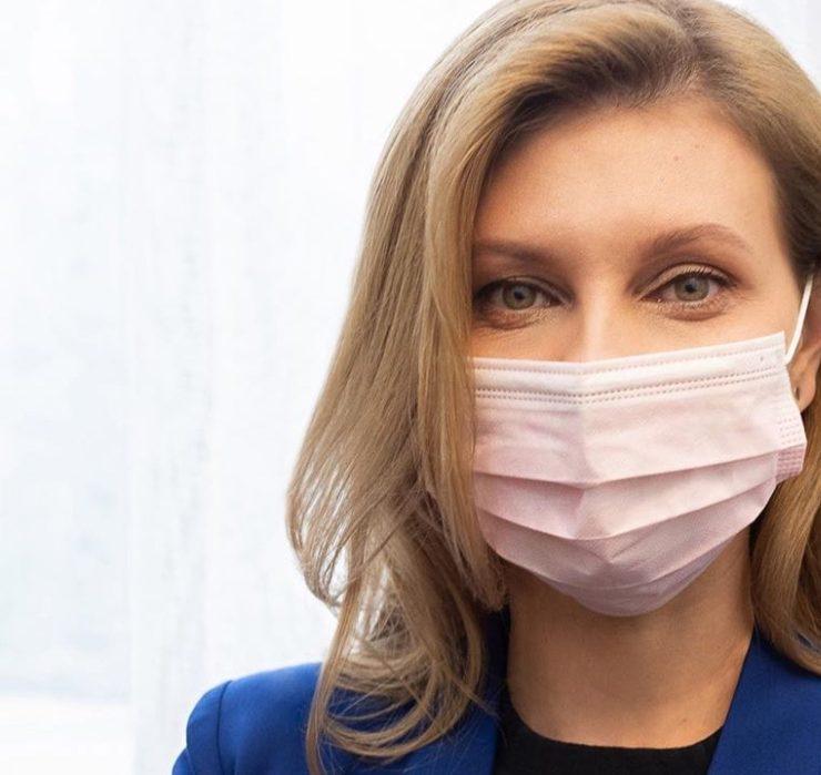 «Не недооцінюйте цю хворобу!» – Олена Зеленська розповіла, як перехворіла на коронавірус