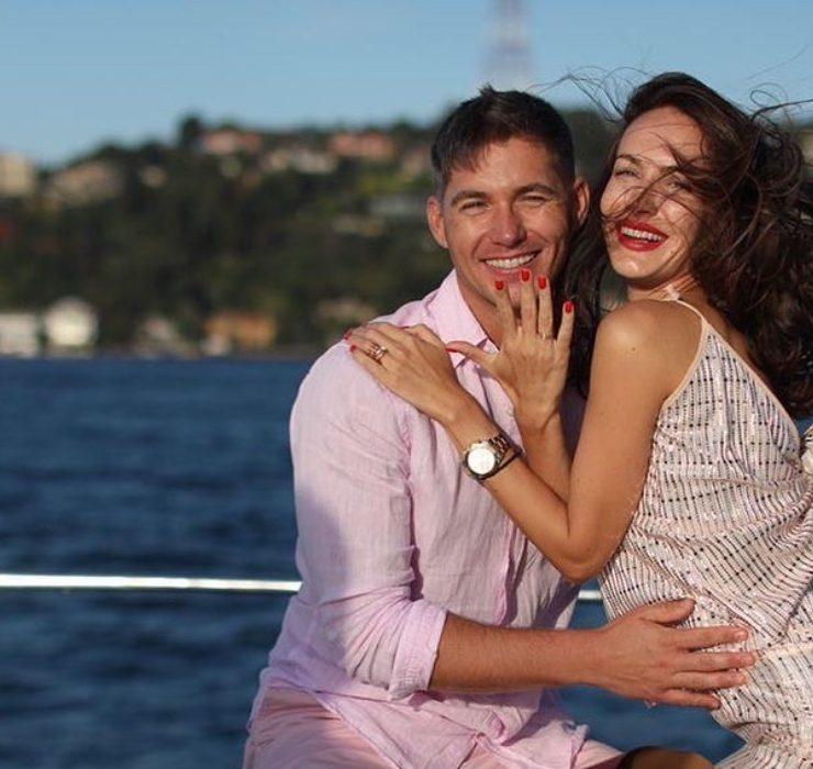 Она сказала «Да!»: Владимир Остапчук женится