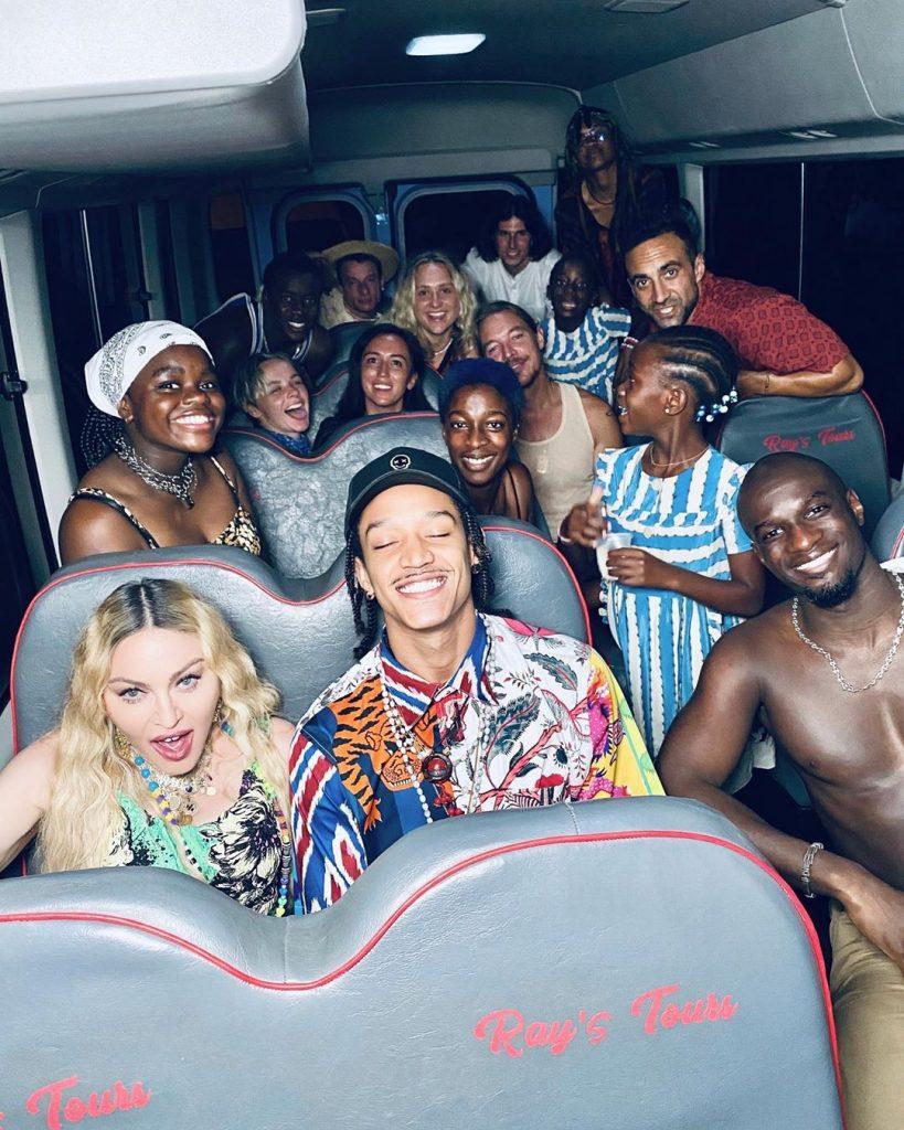 Ямайська party: як Мадонна відсвяткувала своє 62-річчя