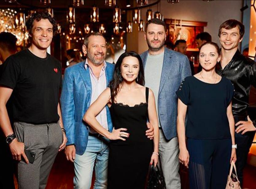Оля Полякова, Тіна Кароль та інші зіркові гості на дні народження Сергія Пермана