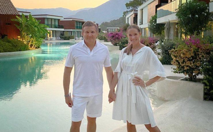Date for parents і рай на дистанції: відпочинок Каті Осадчої та Юрія Горбунова в Туреччині