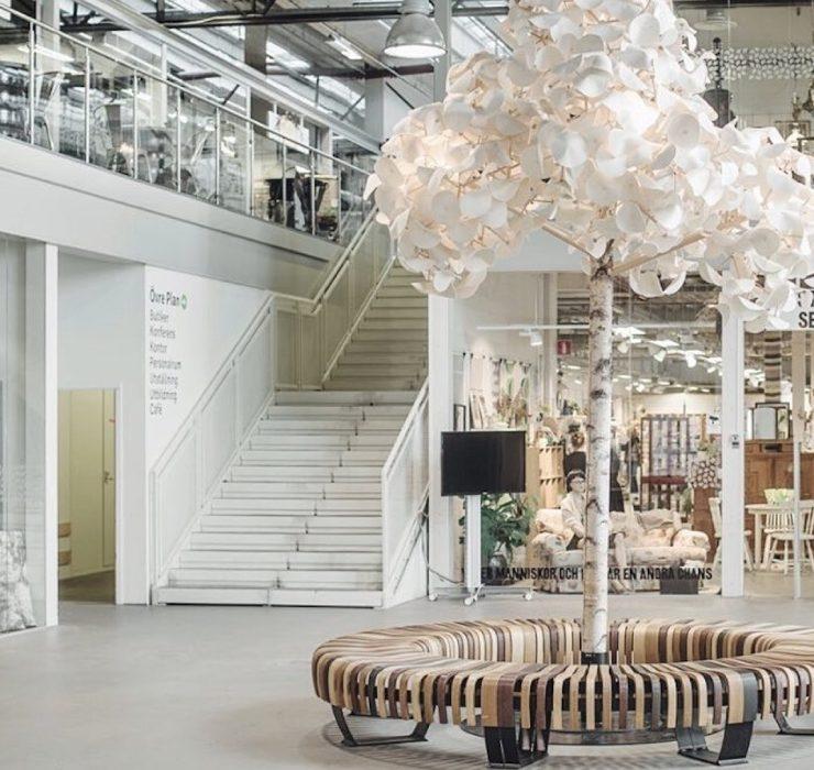В Швеции открыли первый в мире ресайклинг-молл