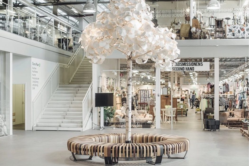 У Швеції відкрили перший в світі ресайклінг-молл