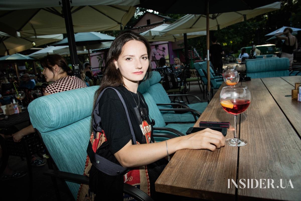Летний пресс-коктейль Ukrainian Fashion Week NoSS