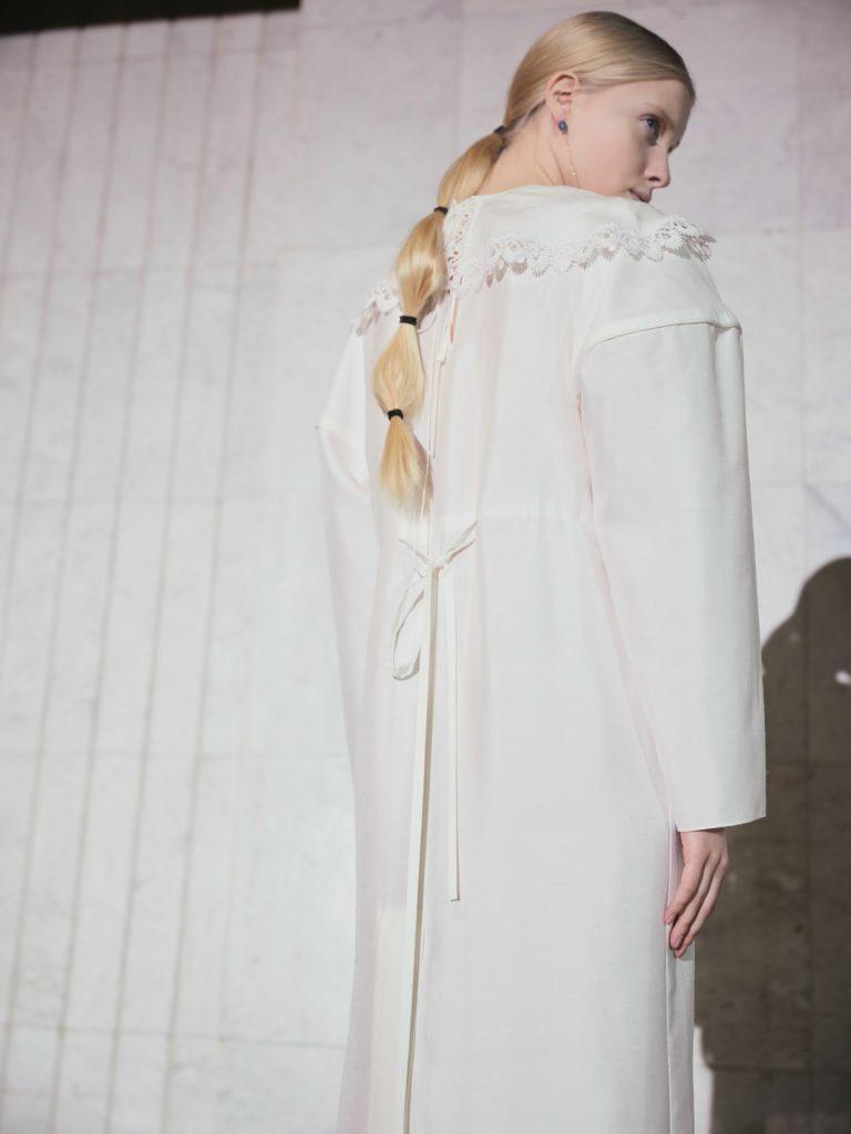 Мистический Sacro Bosco и эстетика Ренессанса в лукбуке Lake Studio FW'20