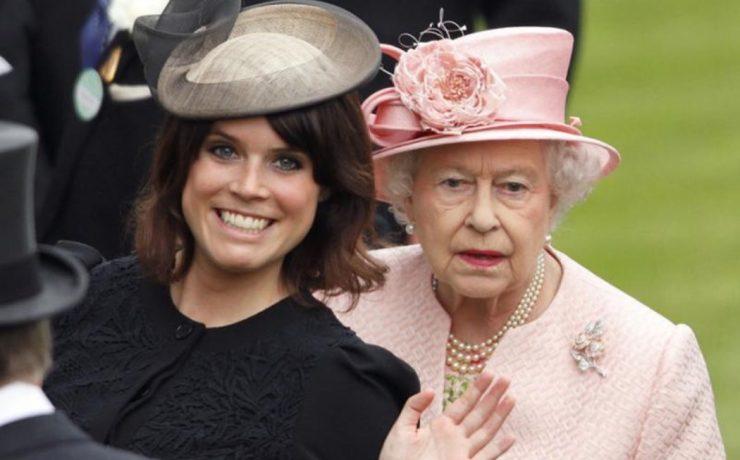 Принцесса Евгения впервые вышла в свет после объявления о беременности