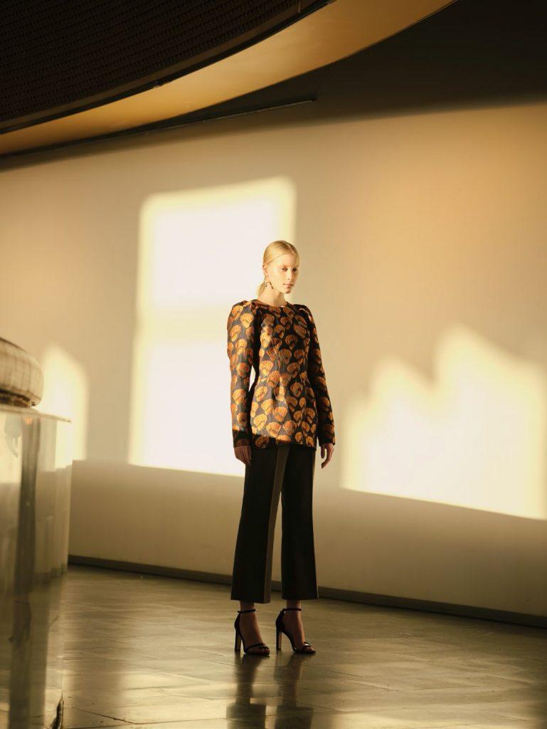 Містичний Sacro Bosco і естетика Ренесансу в лукбуці Lake Studio FW'20