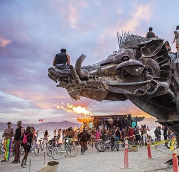 Burning Man 2020 стартовал в диджитал-формате
