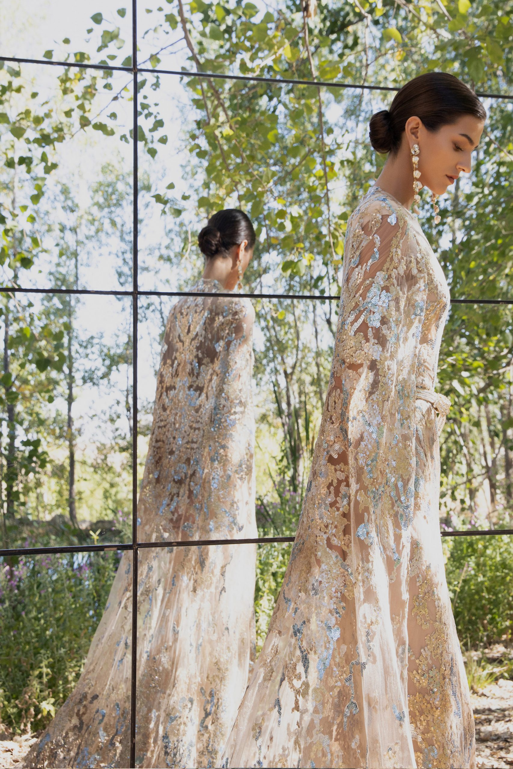 Город надежды: волшебная коллекция Elie Saab haute couture, посвященная Бейруту